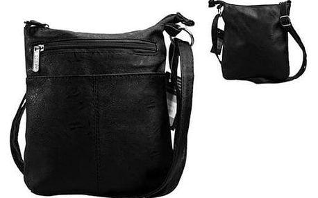 Dámská kabelka z ekokůže LDN-13 Black