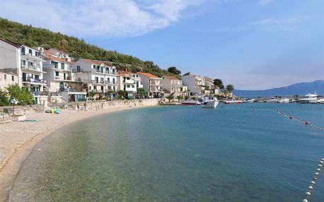 8–10denní Chorvatsko | Dítě do 12 let ZDARMA | První řada u moře | Hotel Nano*** | Bazén | Polopenze v ceně | Autobusem | Garance nejnižší ceny
