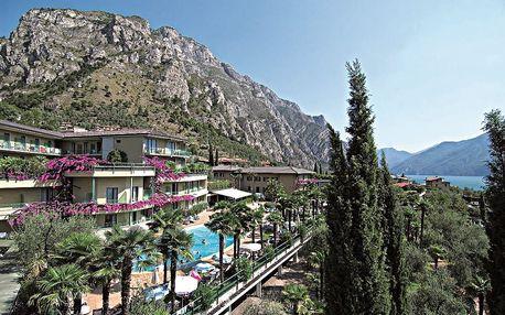 Itálie - Lago di Garda na 8 dní, all inclusive s dopravou vlastní