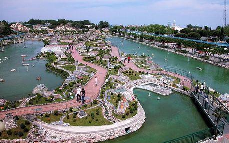 8–10denní Itálie | dítě ZDARMA | Hotel Senior*** | Bazén | 100m od pláže | Polopenze | Garance nejnižší ceny