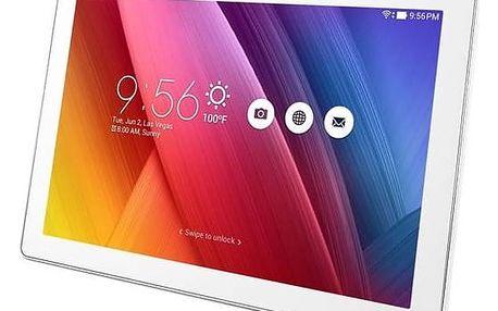 Dotykový tablet Asus Zenpad 10 Z300M 32 GB WI-FI (Z300M-6B038A) bílý Software F-Secure SAFE 6 měsíců pro 3 zařízení (zdarma) + Doprava zdarma