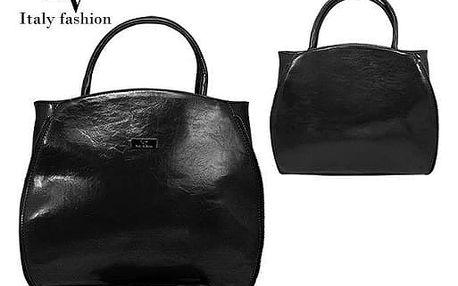 Dámská kabelka z ekokůže černá