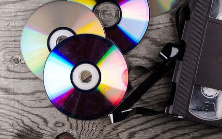 Převod VHS do digitální podoby