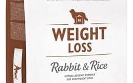 Granule Brit Care Weight Loss Rabbit & Rice 12 kg + Antiparazitní obojek za zvýhodněnou cenu + Doprava zdarma