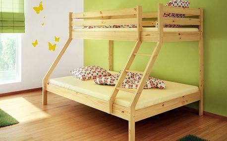 Patrová postel MIKE