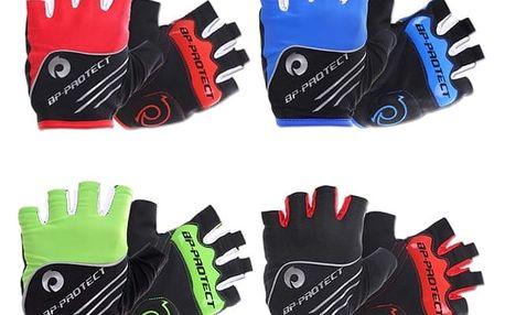 Sportovní rukavice na kolo, motorku či jiné aktivity