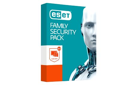 ESET Family Security Pack 10