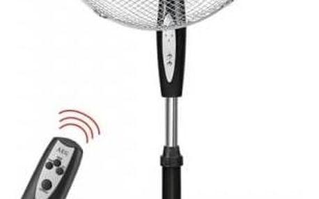 Ventilátor stojanový AEG VL 5668 S černý