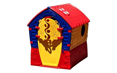 Dětský domeček Marian Plast - FAIRY House Benetton + Doprava zdarma