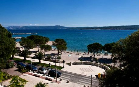 8–10denní Chorvatsko Crikvenica| Dítě ZDARMA | Hotel Mudražija*** | Bazén | Pláž 100 m | Polopenze | Garance nejnižší ceny