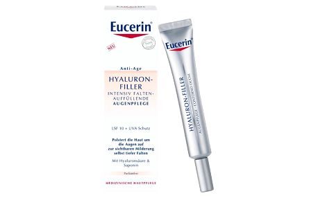 EUCERIN HYALURON-FILLER Intenzivní vyplňující oční krém proti vráskám 15 ml