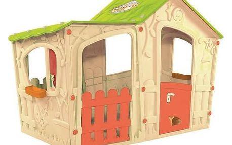 Dětský domeček Keter Magic Villa Playhouse