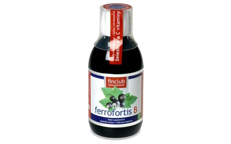 Finclub Ferrofortis B 250 ml
