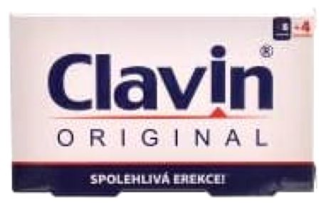 SIMPLY YOU Clavin Original 8 tobolek + 4 ZDARMA