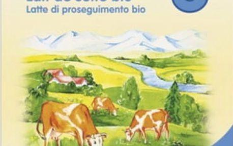 HOLLE Bio Kojenecká mléčná výživa na bázi kozího mléka 3, 400 g