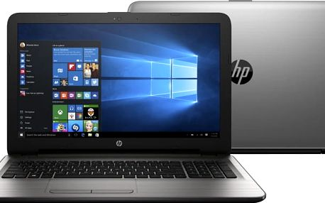 HP 15 (15-ba004nc), stříbrná - F1D52EA