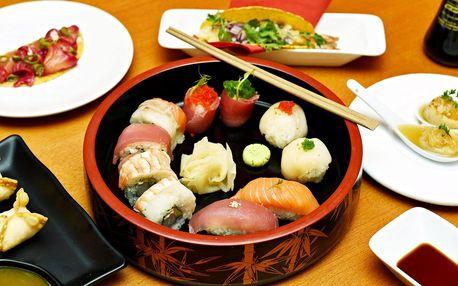 Asijské degustační menu plné autentických chutí