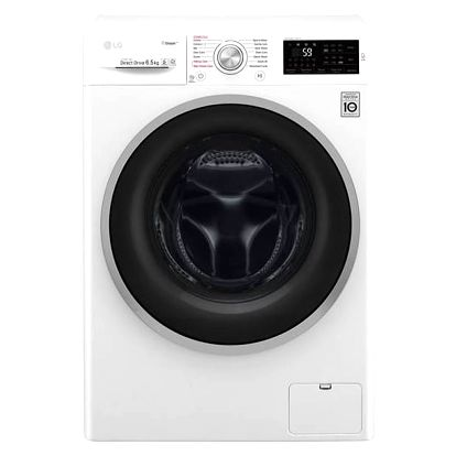 Automatická pračka LG F62J6WY1W bílá + Doprava zdarma