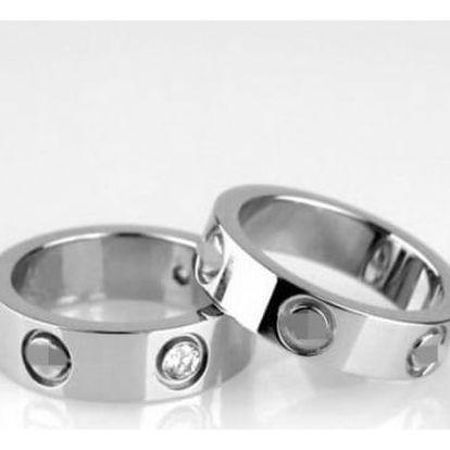 Unisexový prsten v mnoha velikostech