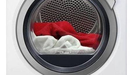 Sušička prádla AEG AbsoluteCare® T8DBE68SC bílá + Doprava zdarma