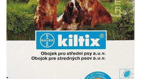 Bayer Kiltix Antiparazitní obojek 53cm