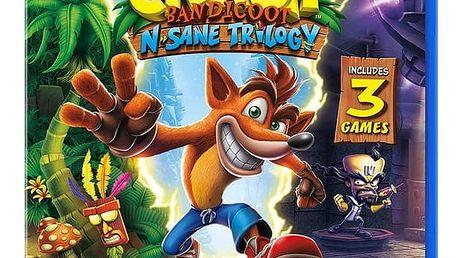 Crash Bandicoot N.Sane Trilogy (PS4)