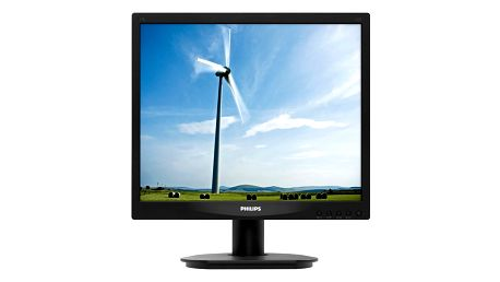 "Philips 17S4LSB - LED monitor 17"" - 17S4LSB/00"