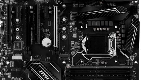 MSI H270 GAMING PRO CARBON - Intel H270