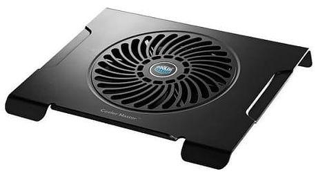 """Chladící podložka pro notebooky Cooler Master NotePal pro 12-15"""" (R9-NBC-CMC3-GP) černá"""