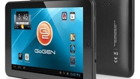 Dotykový tablet GoGEN TA 7750 QUAD + dárek