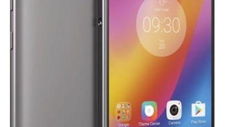 Mobilní telefon Lenovo P2 Dual SIM (PA4N0014CZ) šedý