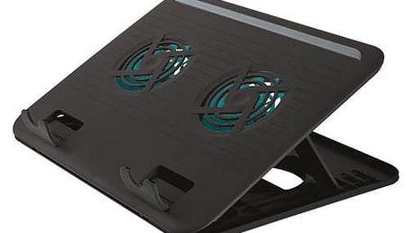 Trust Cyclone Notebook Cooling Stand - ★ Dodatečná sleva v košíku 10%,