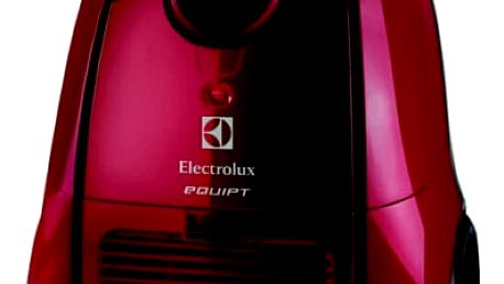 Vysavač podlahový Electrolux Equipt EEQ21 červený