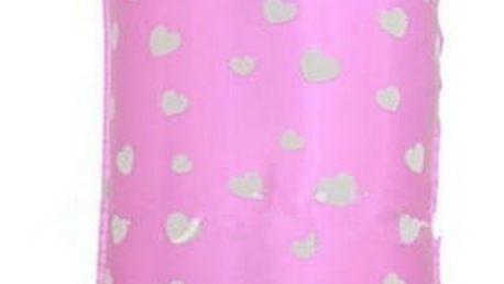 Párty číselné balónky v růžové a modré barvě