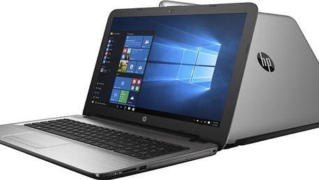 HP 255 G5, stříbrná - X0P89EA