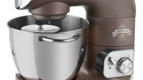 Kuchyňský robot ETA Gratus 0028 90030 titanium + dárek