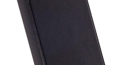 Krusell flipové pouzdro MALMÖ FolioCase pro LG Nexus 5X, černá - 60474