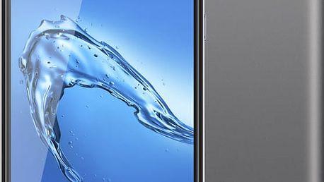 Huawei Nova Smart, Dual Sim, šedá - SP-NOVASDSTOM + Zdarma Huawei Original BT reproduktor AM08 Gold (EU Blister) (v ceně 699,-)