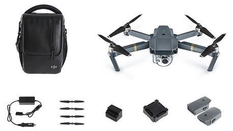 DJI kvadrokoptéra - dron, DJI - Mavic Pro Fly More Combo - DJIM0250C