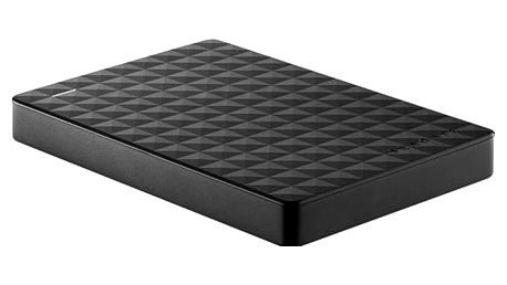 Seagate Expansion Portable, USB3.0 - 500GB, černá - STEA500400