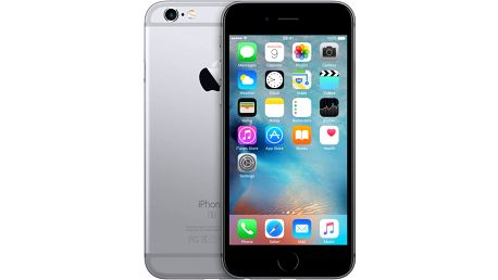 Apple iPhone 6s 32GB, šedá - MN0W2CN/A