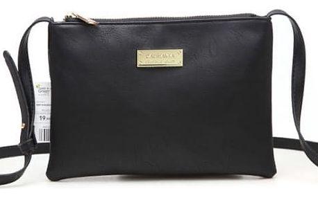 Dámská kabelka přes rameno - černá - dodání do 2 dnů