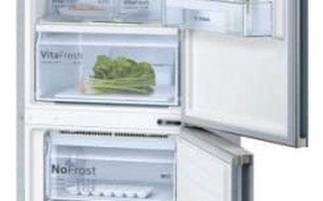 Kombinace chladničky s mrazničkou Bosch KGN36VL35 Inoxlook