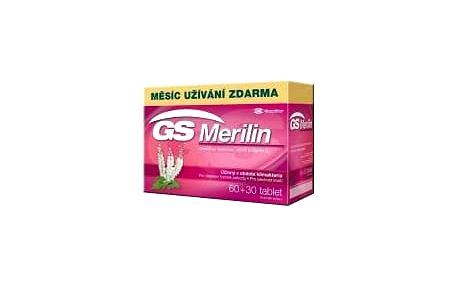 GREEN SWAN Merilin 60 + 30 tablet ZDARMA