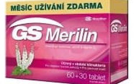 GREEN SWAN Merilin 60 + 30 tablet ZDARMA