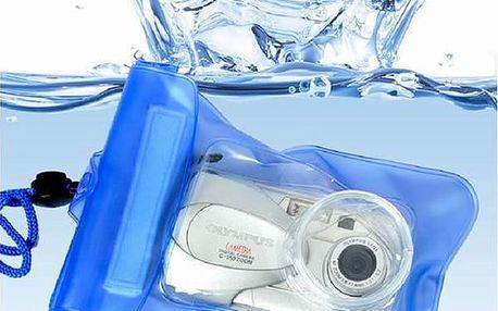 Vodotěsné pouzdro pro fotoaparáty.