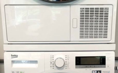 BEKO mezikus plastový s nastavitelnou hloubkou pračky Superia
