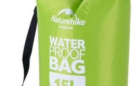 Vodotěsné cestovní vaky - vhodné na vodu