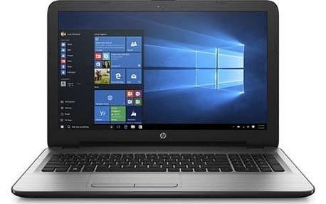 Notebook HP 250 G5 (X0N53EA#BCM) stříbrný