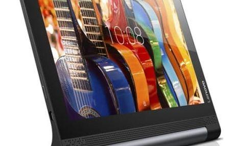 """Dotykový tablet Lenovo Yoga Tablet 3 10 Wi-Fi (ZA0H0057CZ) černý 10.1"""", 16 GB, WF, BT, GPS, Android 5.1"""